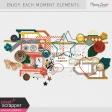 Enjoy Each Moment Elements Kit