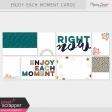 Enjoy Each Moment Cards Kit