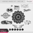 Vintage Images Kit - Misc #6
