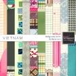 Vietnam Backgrounds Kit #2