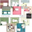 Vietnam Quick Pages Kit #2