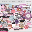 The Good Life: April Elements Kit