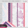 The Good Life: April Papers Kit