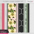 Flower Power Papers Kit