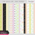 The Good Life: May Papers Kit