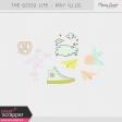 The Good Life: May Illustrations Kit