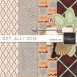 DST July 2013 Blog Train Kit