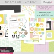 The Good Life: May Print Kit
