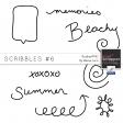 Scribbles Set #6 Kit