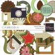 Cambodia Painted Chipboard Kit