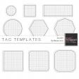 Tag Templates Kit #1