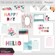 The Good Life: June Pocket Cards Kit