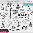 The Good Life: June Birthday Stamps Kit