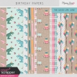 The Good Life: June Birthday Papers Kit