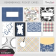 Remembrance Pocket Cards Kit