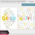 The Good Life: July Art Prints Kit