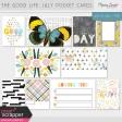 The Good Life: July Pocket Cards Kit