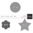 Button Templates Kit #1 - Felt