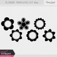 Flower Templates Kit #30