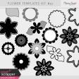 Flower Templates Kit #32