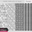 Paper Templates Kit #200