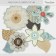 Malaysia Flower Set #8 Kit