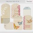 Malaysia Tags Kit - Pastel