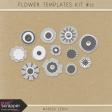 Flower Templates Kit #12