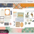 Cozy Kitchen Print Kit