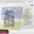 Half-Tone Stamps Kit
