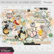 The Good Life: October Elements Kit