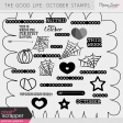 The Good Life: October Stamps Kit