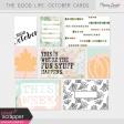 The Good Life: October Pocket Cards Kit