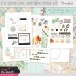 The Good Life: October Print Kit