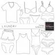 Laundry Illustrations Kit