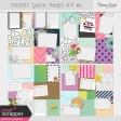 Pocket Quick Pages Kit #2
