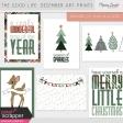 The Good Life: December Art Prints Kit