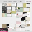 Pocket Quick Pages Kit #3