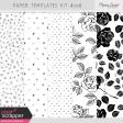 Paper Templates Kit #208