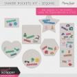 Shaker Pockets Kit - Sequins