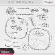 Messy Stitching Kit #1