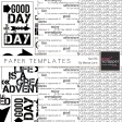 Paper Templates 013 Kit