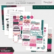 The Good Life: January 2019 Scrap Therapy Kit