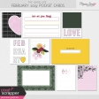 The Good Life: February 2019 Pocket Cards Kit