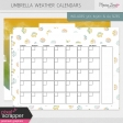 Umbrella Weather Calendars Kit