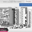 The Good Life: March 2019 B&W Papers Print Kit
