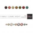 Family Game Night Brads Kit