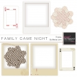 Family Games Night Frames Kit