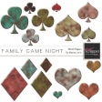 Family Game Night Metal Shapes Kit