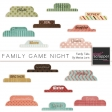 Family Game Night Tabs